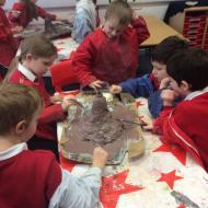 KS2-Year-3-Making-volcanoes