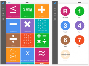 IXL iPad App