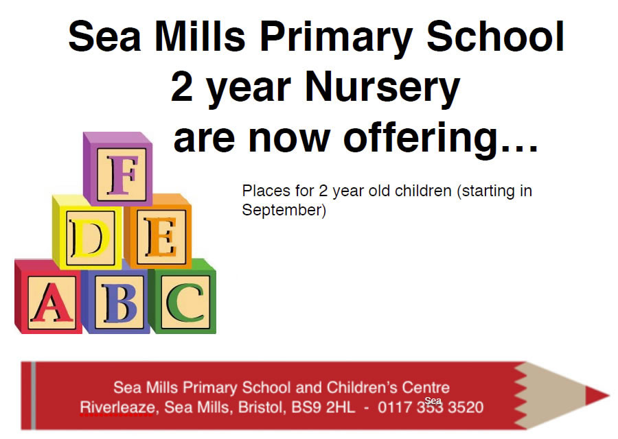 Nursery 2 Year Olds Sea Mills